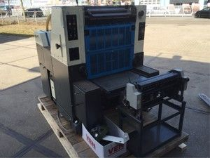 SHINOHARA 52 IV-H UV IST sheetfed offset 4 colors
