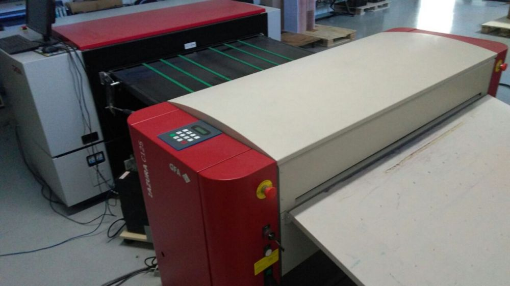HEIDELBERG GTOV 52 sheetfed offset 4 colors
