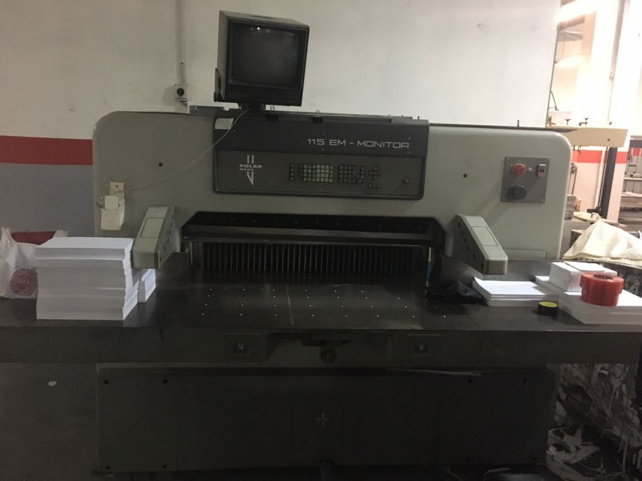 ROLAND 705P sheetfed offset 5 colors and +