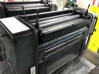 HEIDELBERG SM 102 sheetfed offset 4 colors