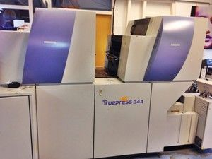 SCREEN TRUEPRESS TP-344N digital offset