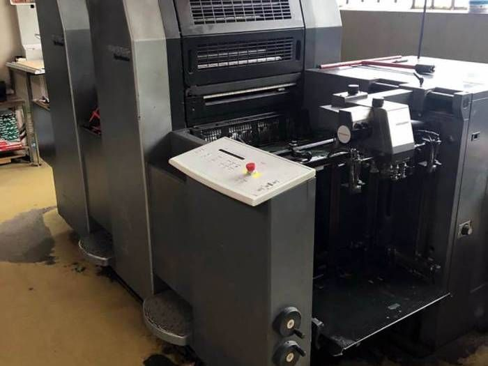 HEIDELBERG  SM 52 - 2 sheetfed offset 2 colors