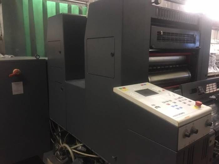 HEIDELBERG SM 52-2 P sheetfed offset 2 colors