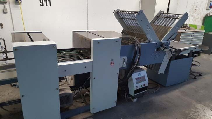 HARRIS BOOK PRINTING coldset