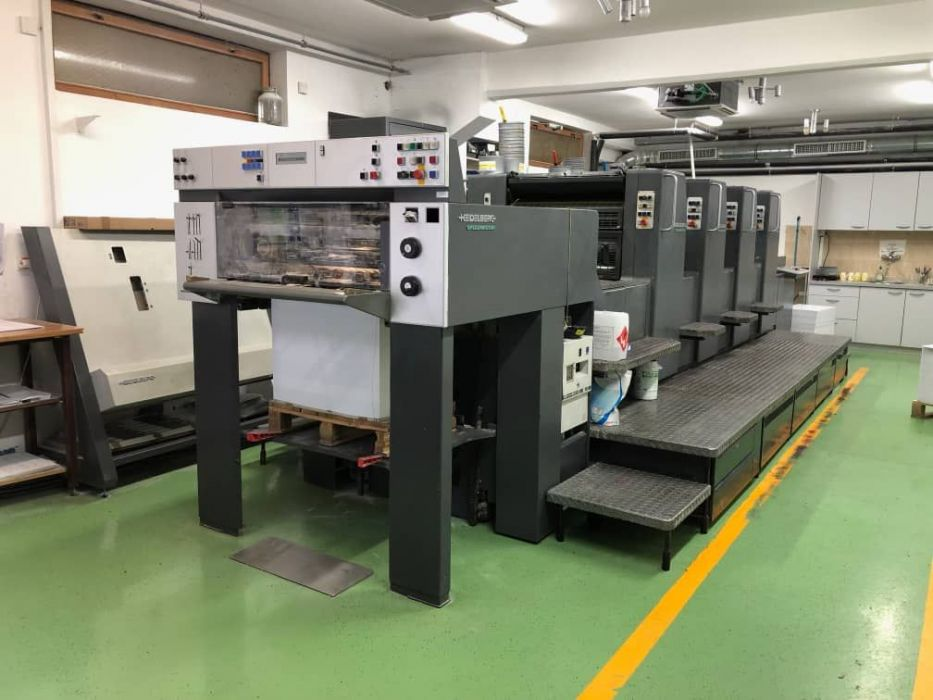 HEIDELBERG SUPRASETTER  A75 computer to plate